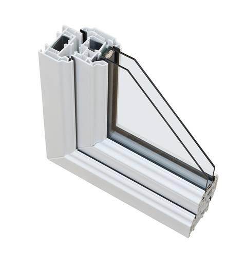Double Glazing corner of window